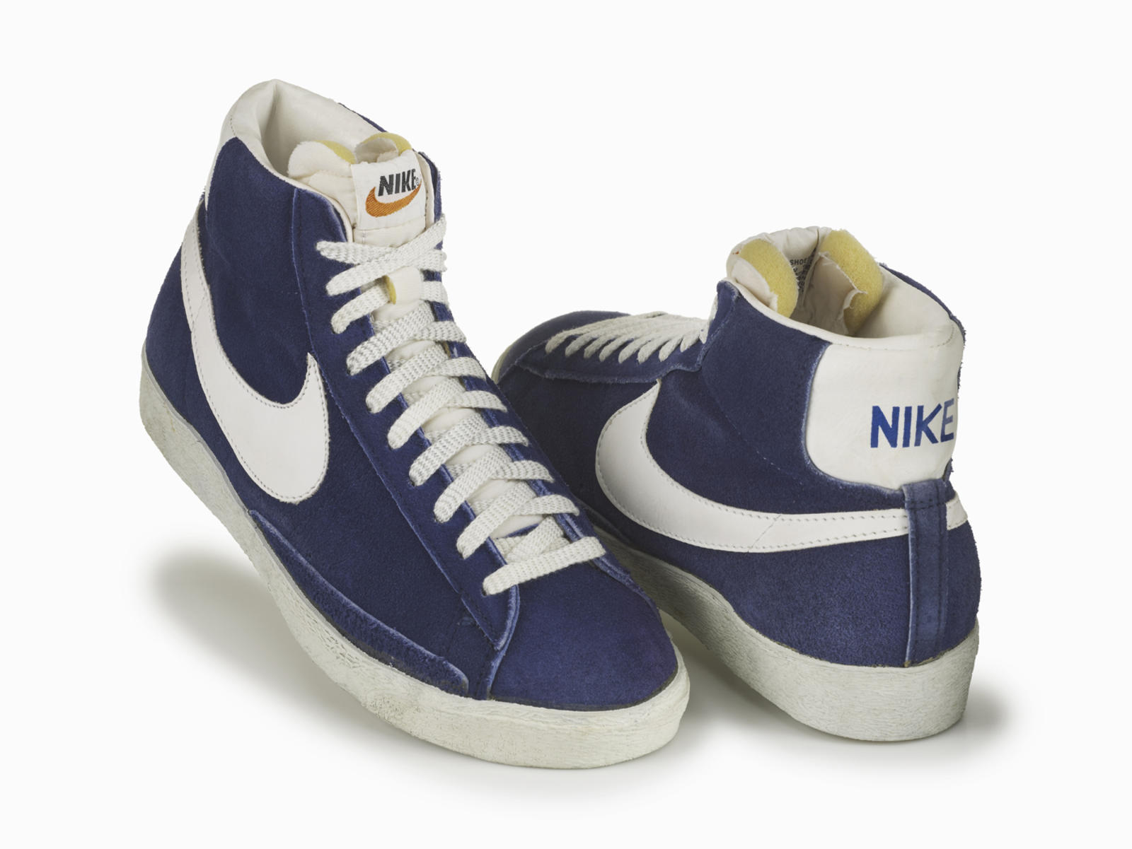 1972: Nike's Birth in NYC. Nike Blazer (1972), the brand's first basketball  shoe