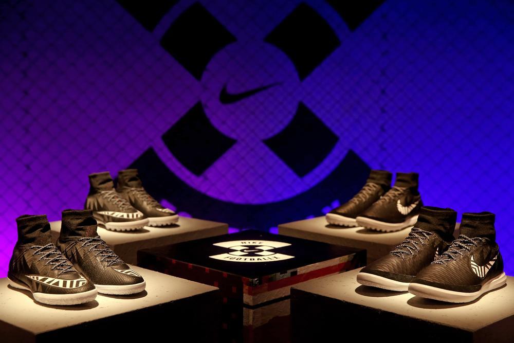Nike apresenta coleção FutebolX
