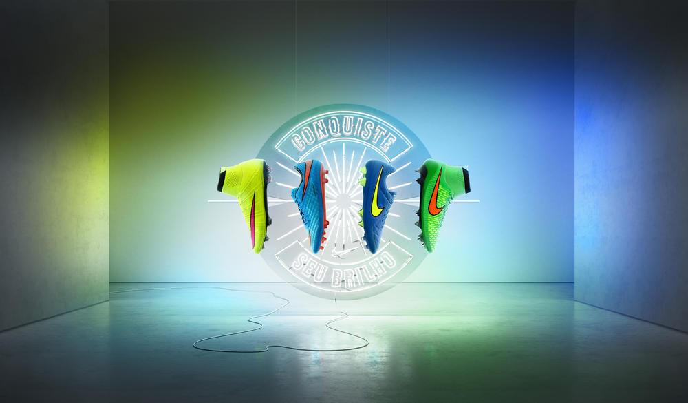 Nike lança nova edição especial chuteiras