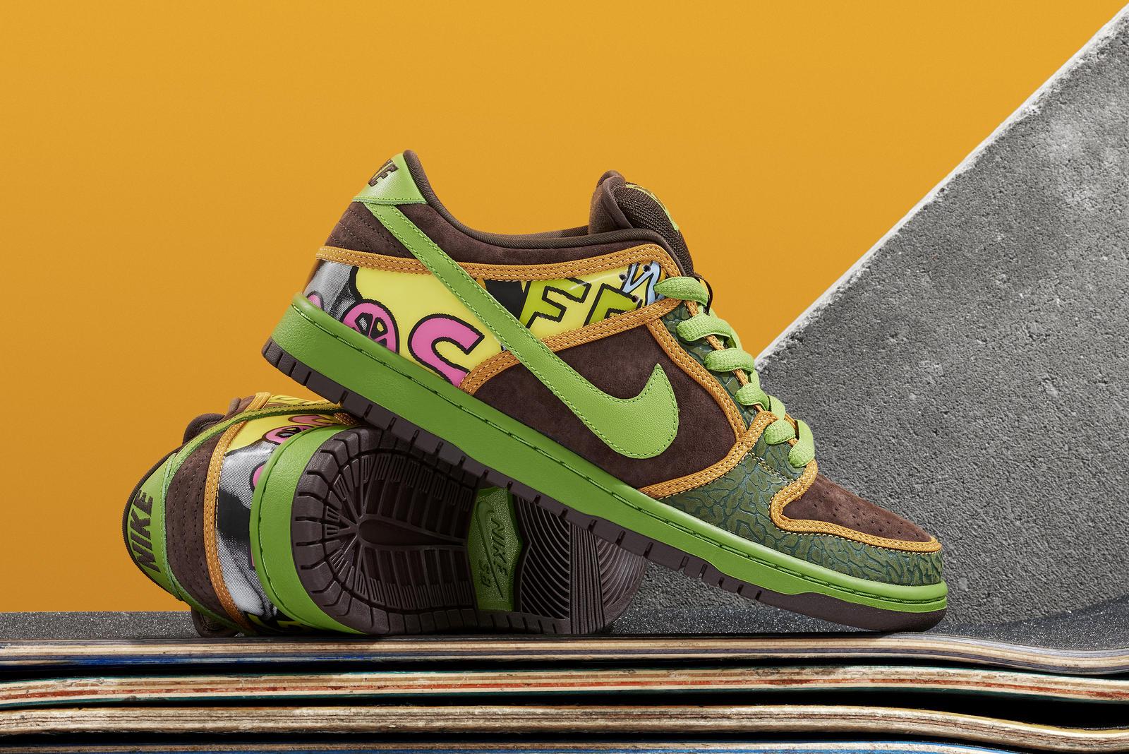 comprar en venta buena venta barata Nike Dunk Sb Alta - Sb Pro De La Soul Letras 2014 más reciente falsa salida YSxeTE
