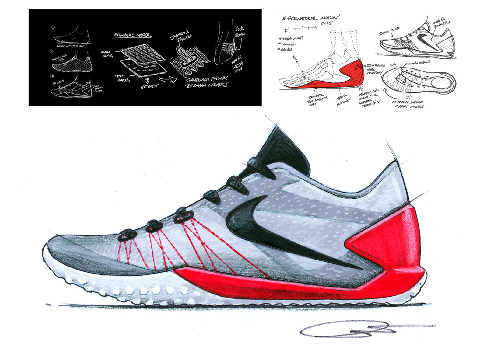 Min perder Edición  Introducing the Nike Hyperchase Basketball Shoe for Playmakers like James  Harden - Nike News