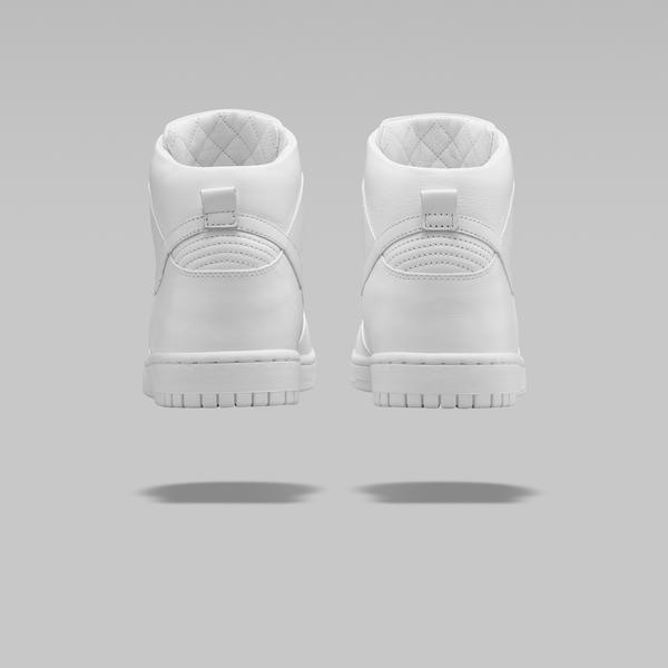 NikeLab Dunk Lux_White_2