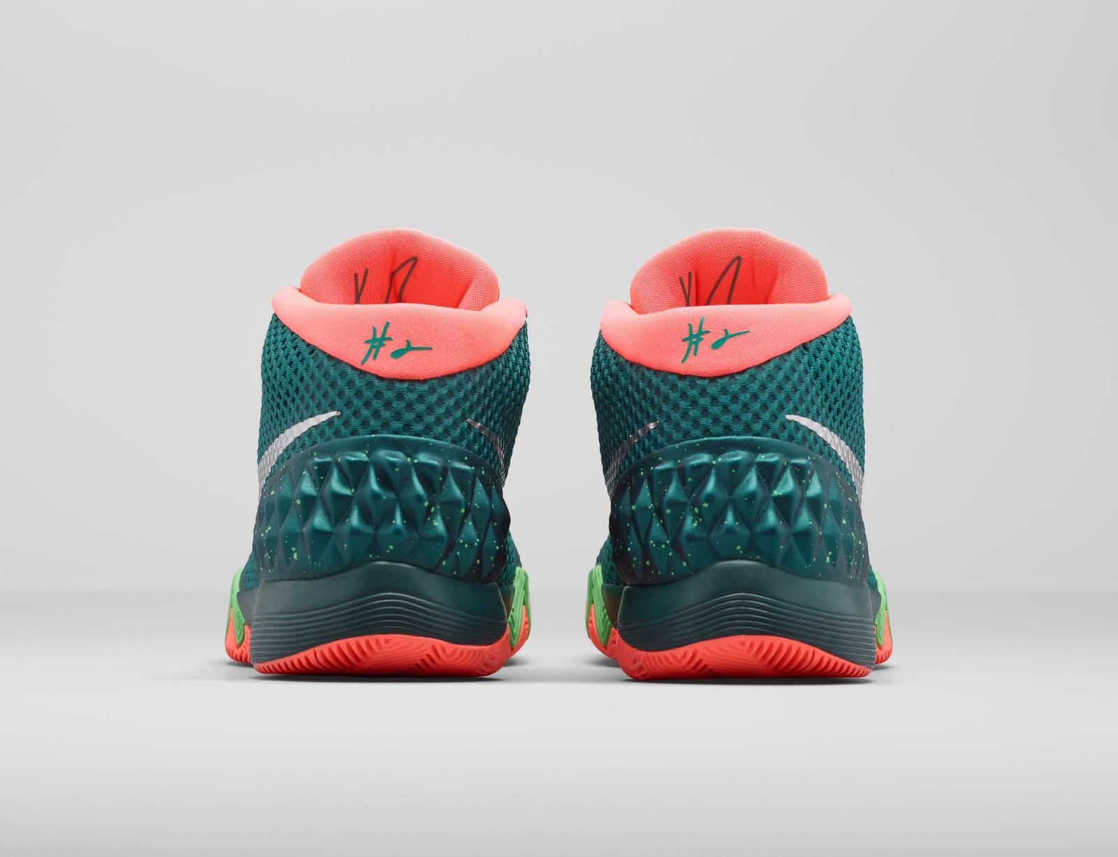 kyrie 1 flytrap basketball shoe captures deceptive