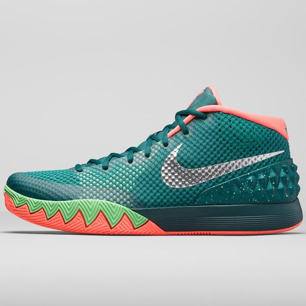 Nike Kyrie 2 Shoes Green Black Basketball Shoes Best