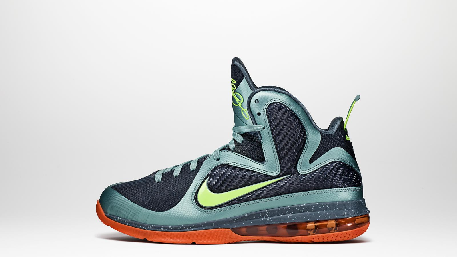 the latest de778 ff2ee Nike Lebron 9 Collection
