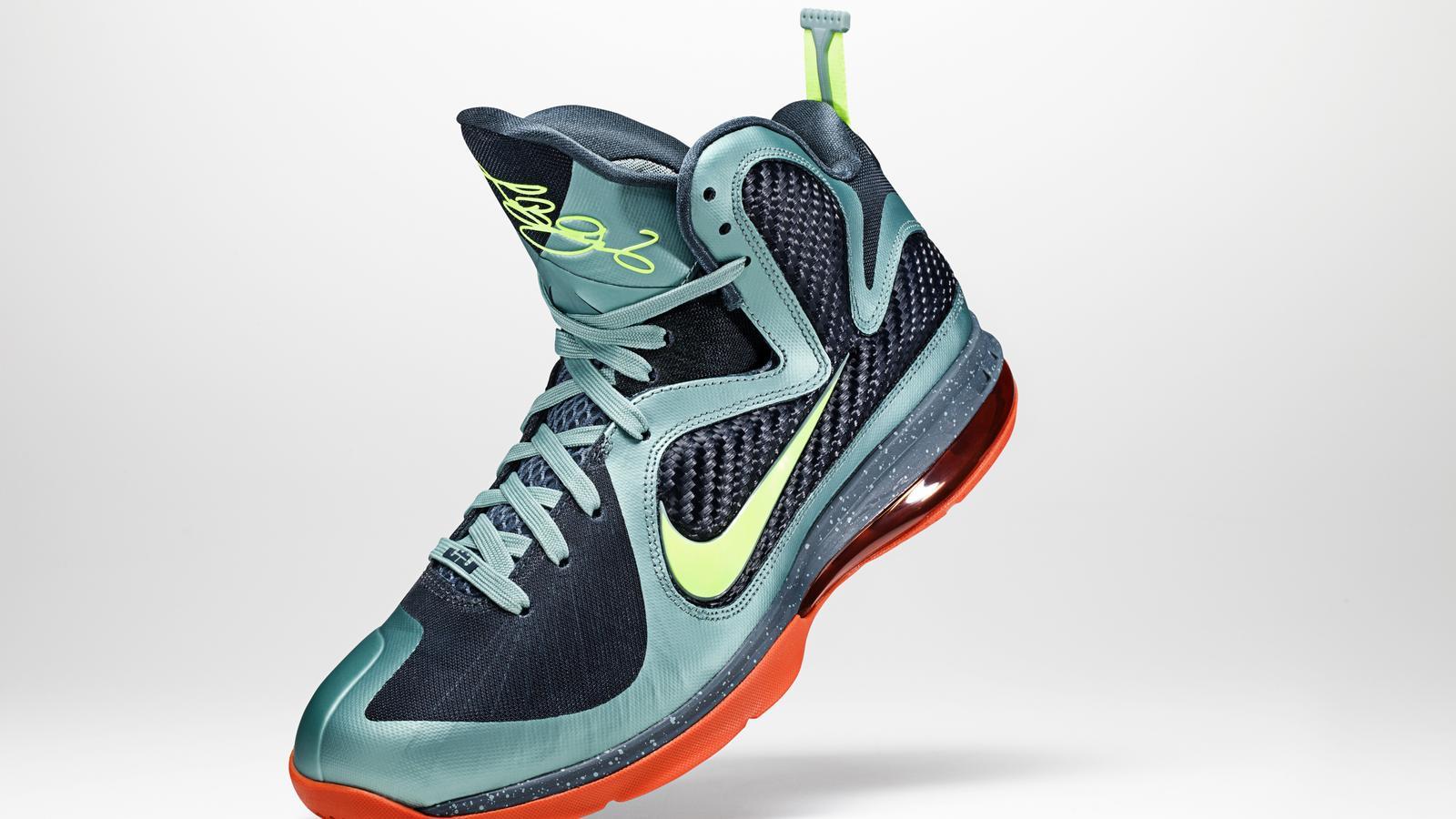 The LEBRON 9 Cannon - Nike News
