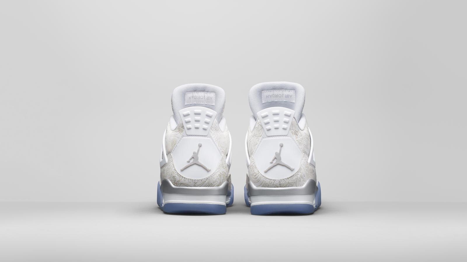 Air Jordan IV Laser