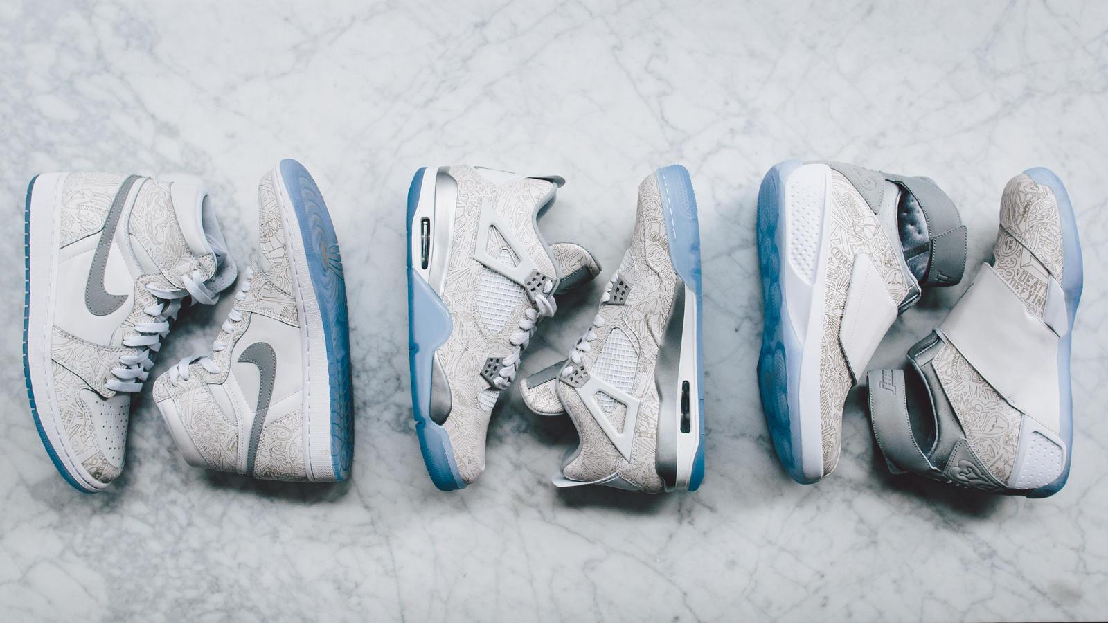 Air Jordan Laser Pack