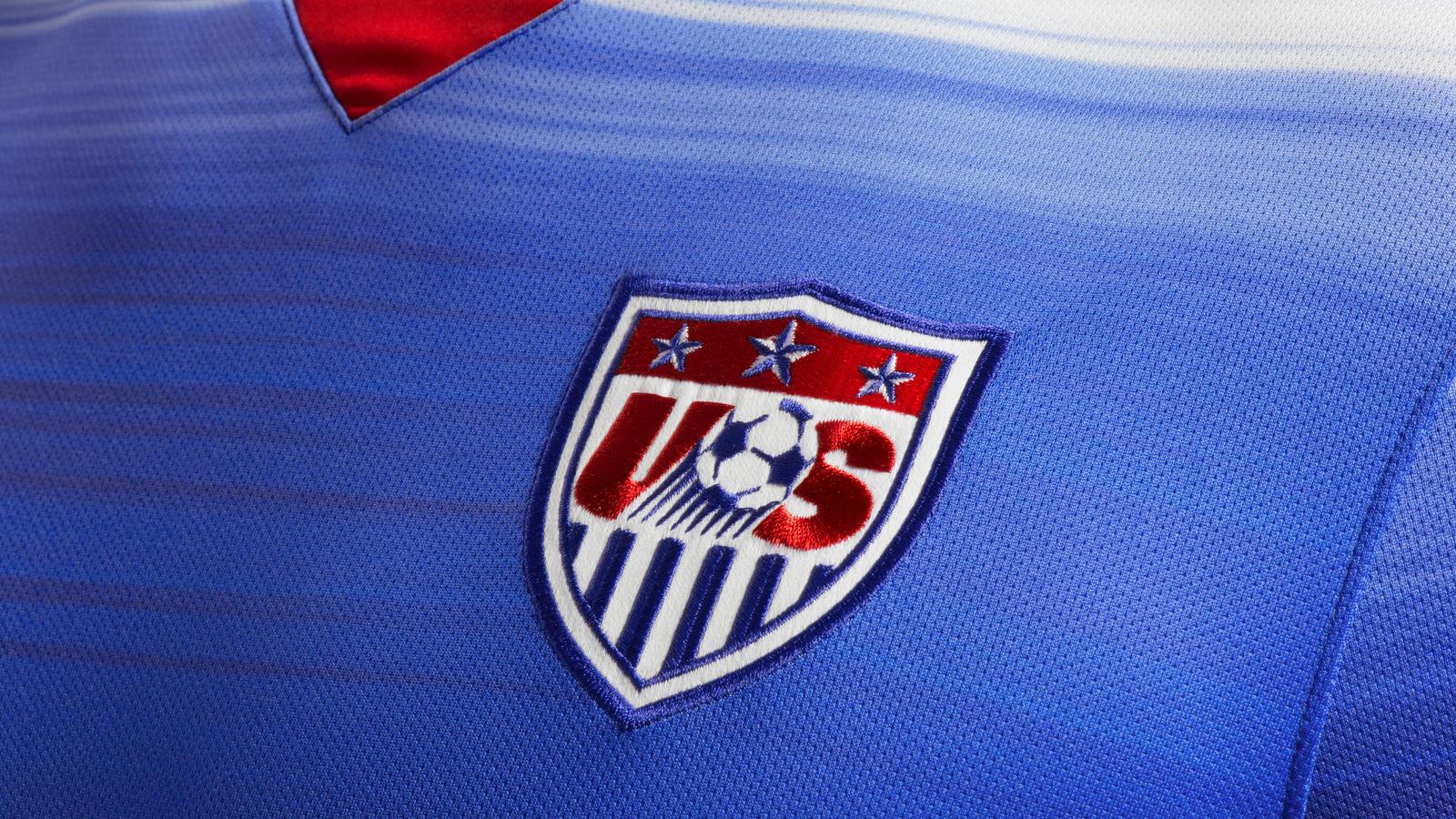 USMNT Away Jersey - Crest