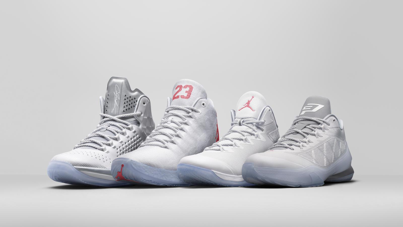 cf9955445ae discount jordan cp3.ix hornets 6cf3f c0d28  usa jordan unveils player  exclusive footwear for all star 4f19c 1f9bb