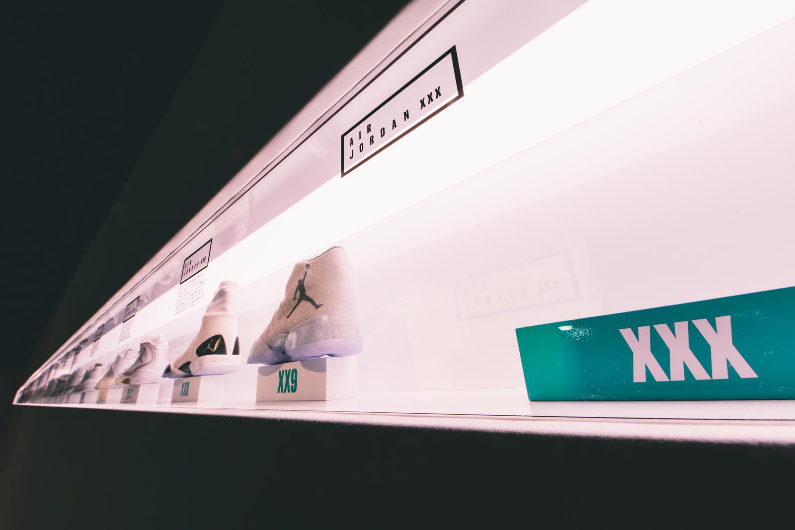 Jordan Brand's Pearl Pavilion
