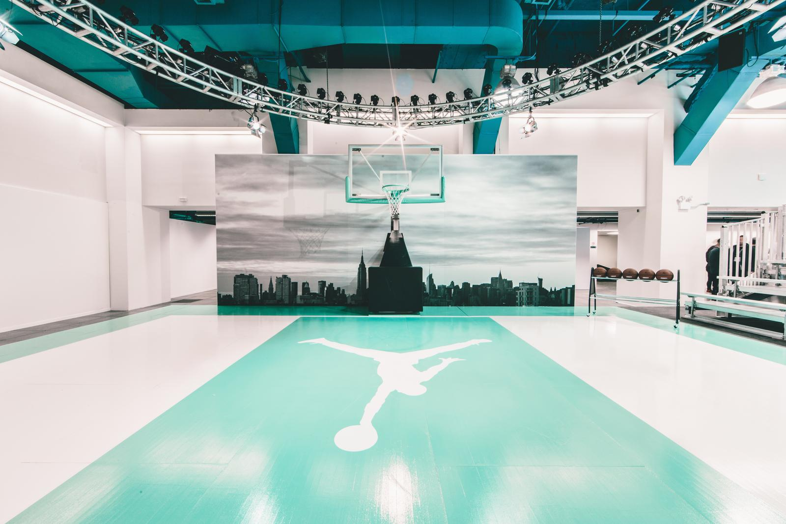 Jordan Brand's Pearl Pavilion: Skills Training