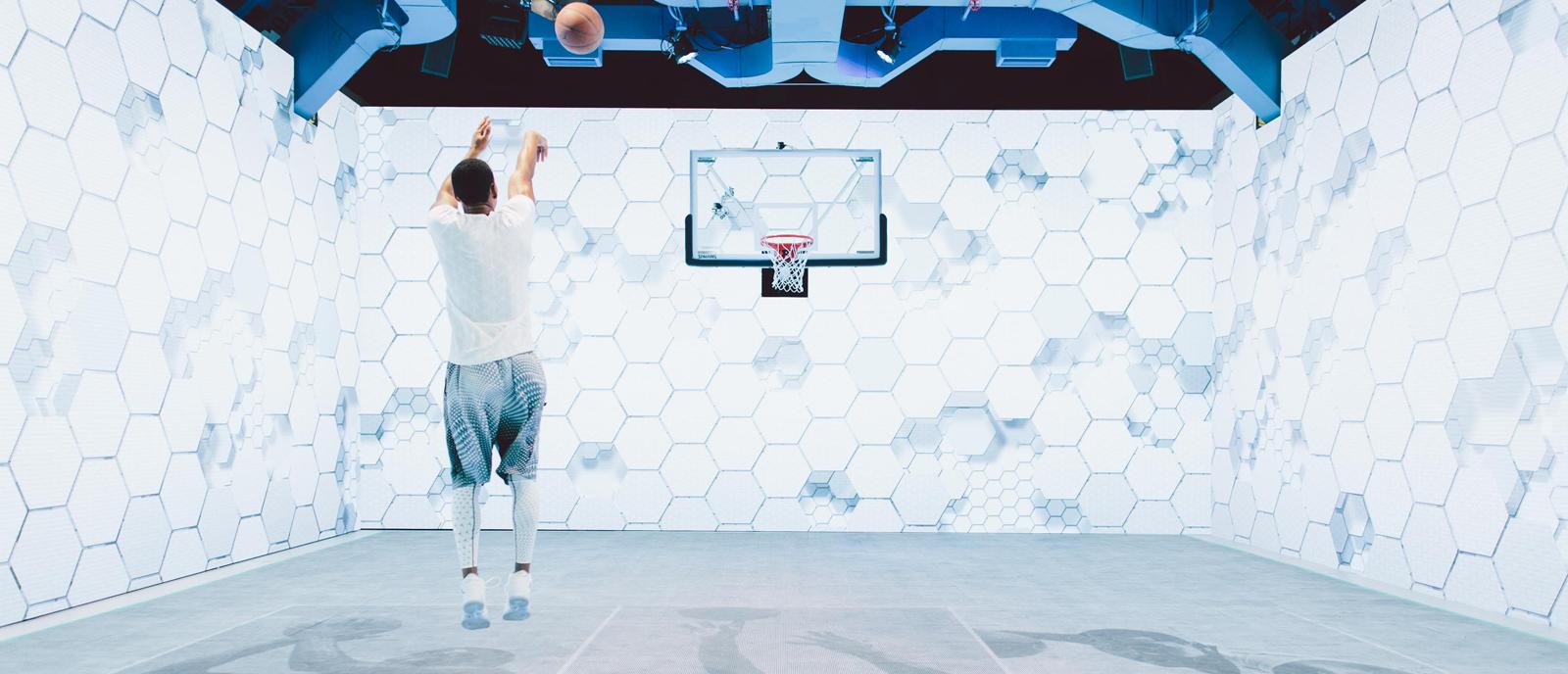 Jordan Brand's Pearl Pavilion: Last Shot Experience