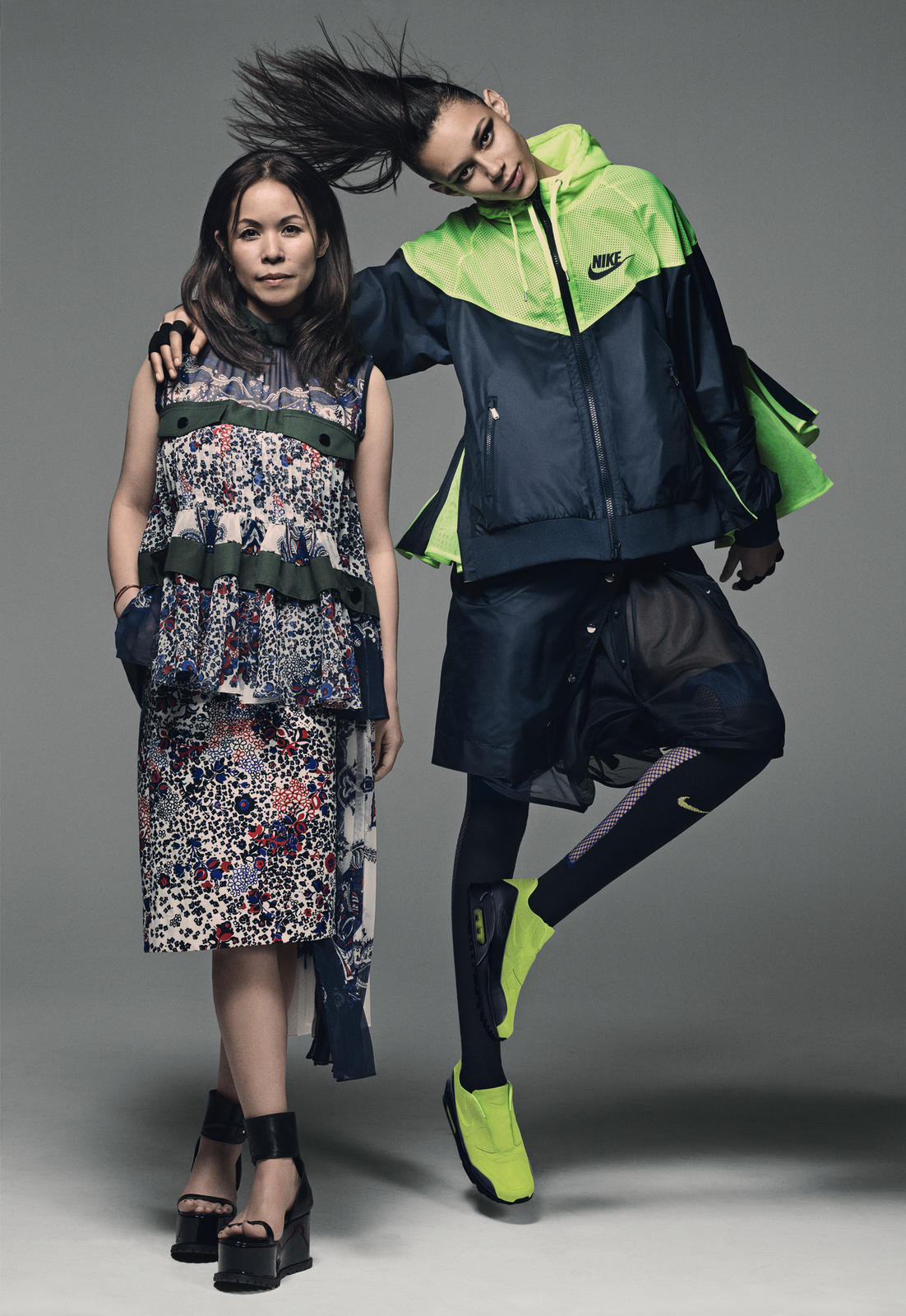 nikelab x sacai a bold expression of sport and style nike news. Black Bedroom Furniture Sets. Home Design Ideas