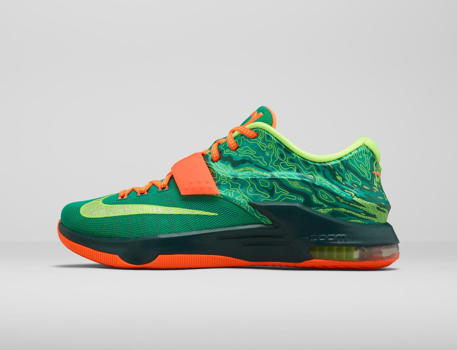 KD7 Weatherman Shoe Brings Heat to the Forecast. KD7 Weatherman shoe ...