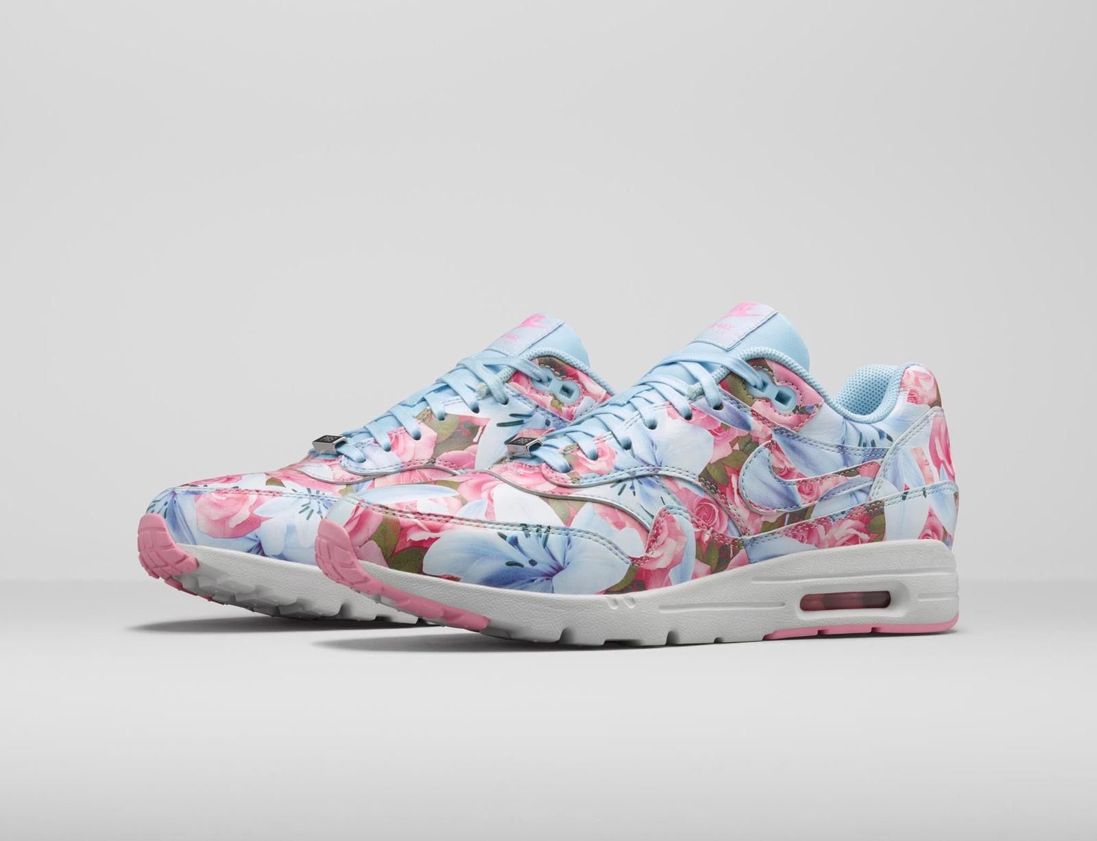 Nike Air Max 1 Kids Red And Blue Professional Standards Councils