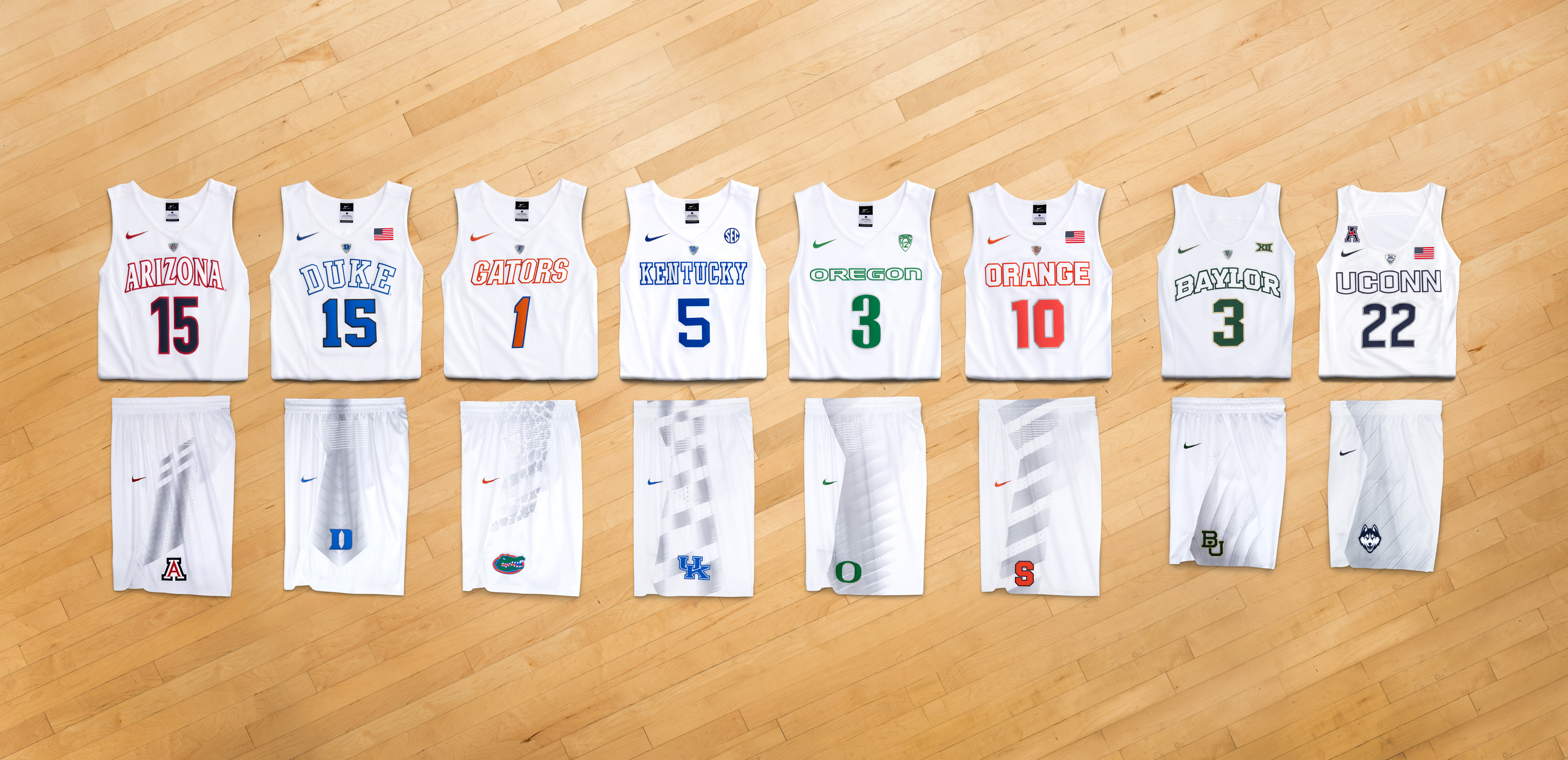 Eight NCAA Basketball Teams Ready for Rivalries with New ...