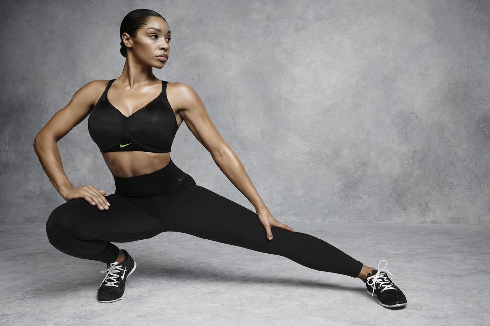 Nike Pro Hero Bra: High Support, Beautiful Silhouette