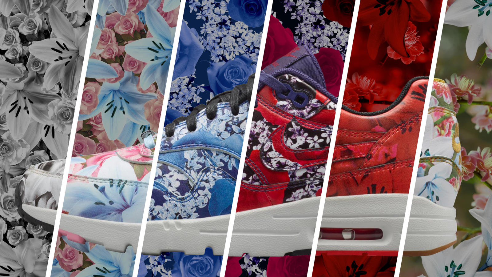 meilleur site web 10d7a f8c5f Bouquet of Max: The Nike Air Max 1 Ultra City Collection ...