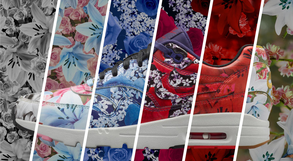 Bouquet of Max: The Nike Air Max 1 Ultra City Collection