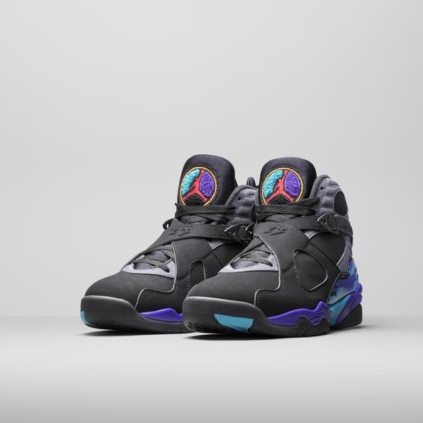 "Air Jordan VIII ""Aqua"""