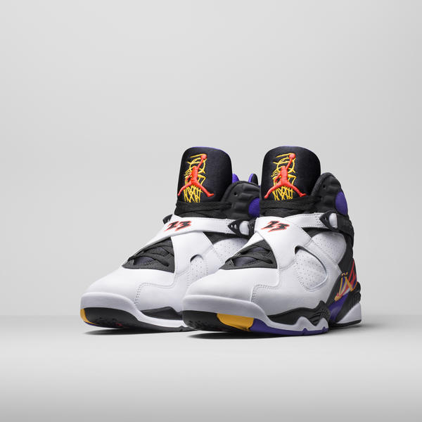 "Air Jordan VIII ""Three Time's a Charm"""