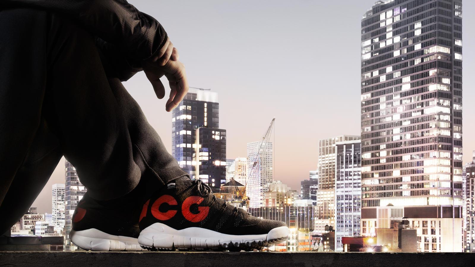 NikeLab ACG Flyknit Trainer Chukka SFB