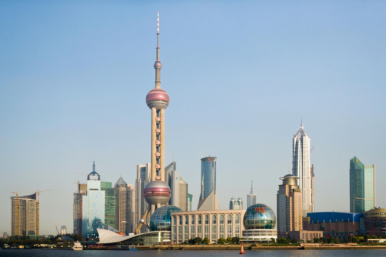 Shanghai City Scape (Getty)