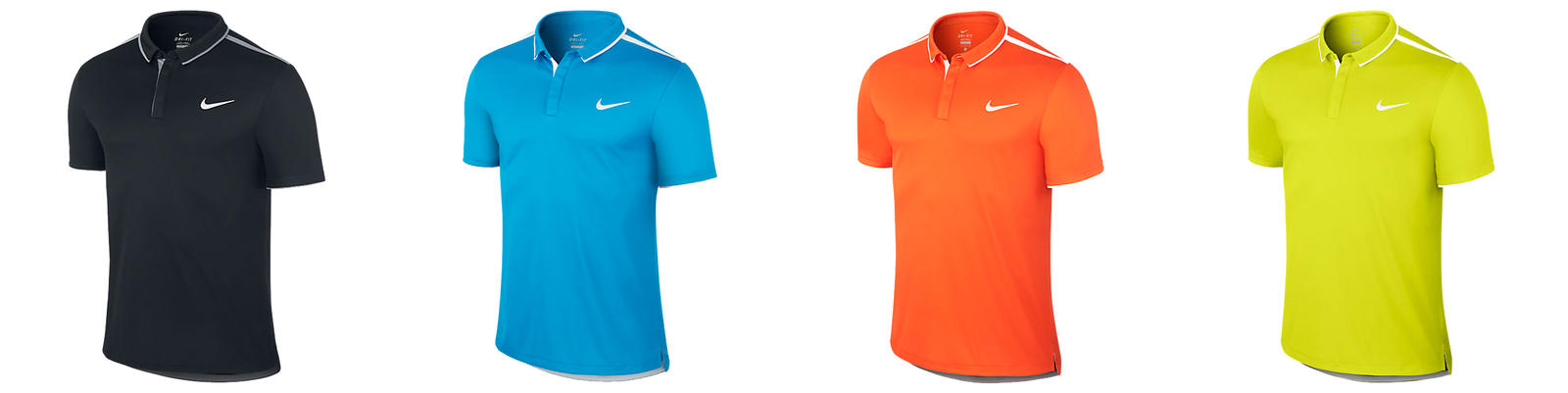 Nike Tennis ColorDry Polos