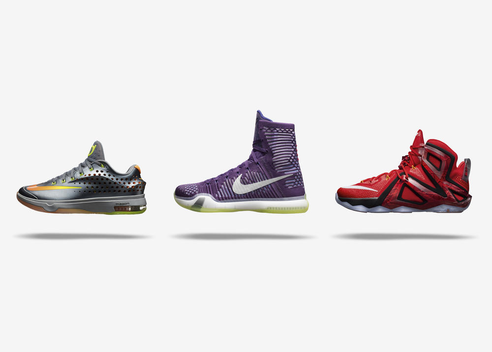 Premium Performance:  Nike Basketball Elite Series Elevates Signature Shoes