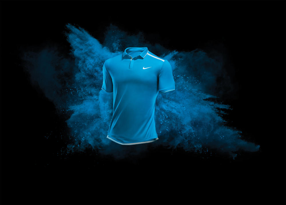separation shoes 5873e 39c33 Nike Tennis ColorDry Polo Makes On-Court Debut at Indian Wells