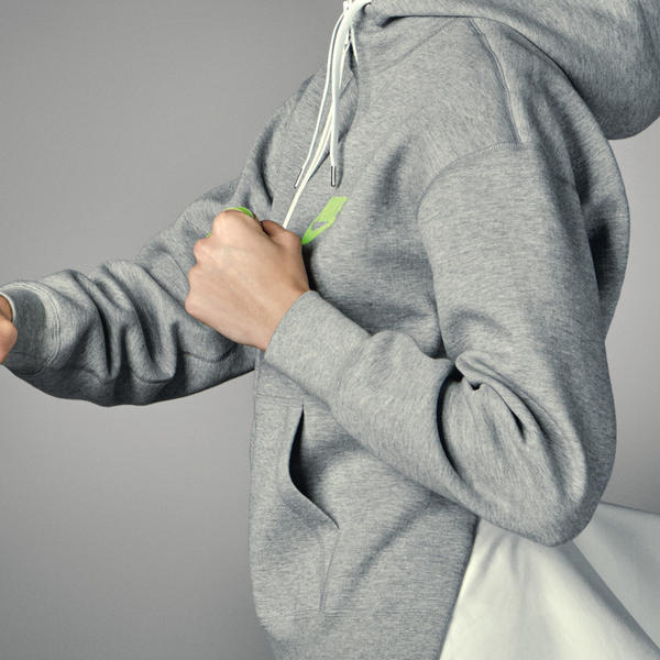 NikeLab x sacai Tech Fleece Hooded Sweatshirt