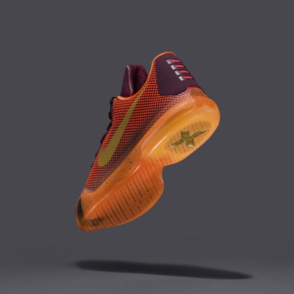 18a3ddf292a1 KOBE X Silk Shoe Inspired by Kobe Bryant s Personal Connections to ...