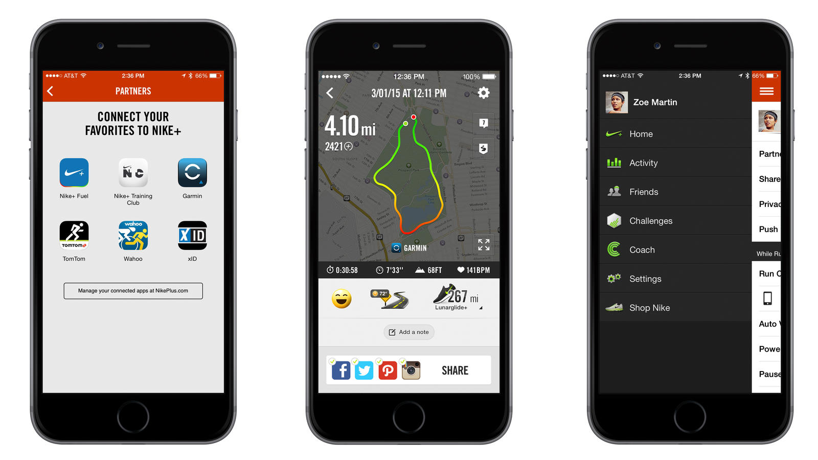 Nike+ Running Expands Global Partnerships to Motivate More ...