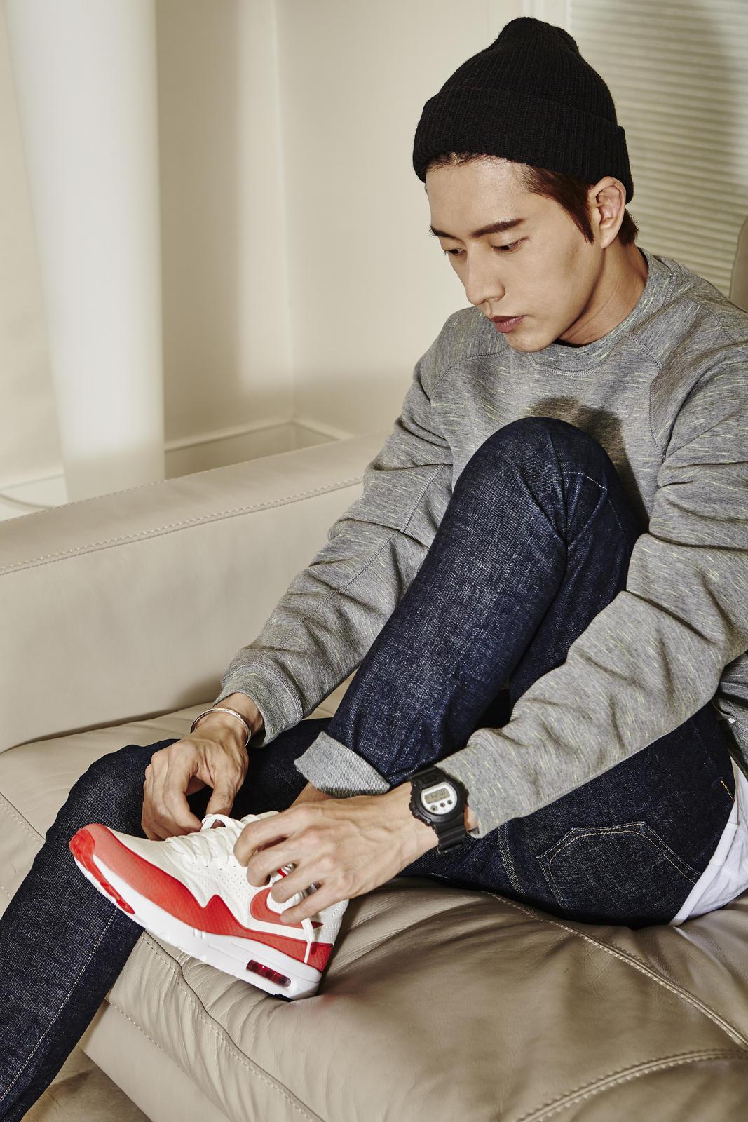 Hae Jin Park On Air Nike News