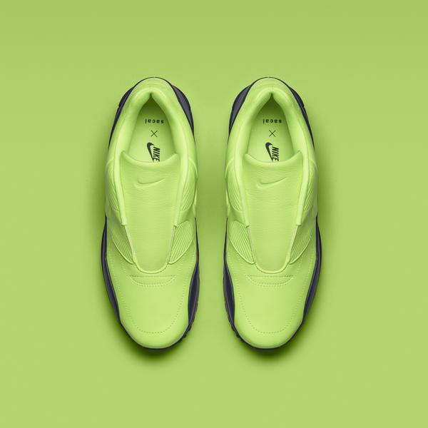 NikeLab x sacai Air Max 90 volt