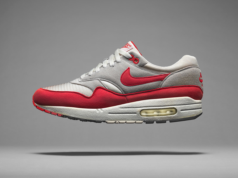 Nike air max 1 running shoes - Lo Hi