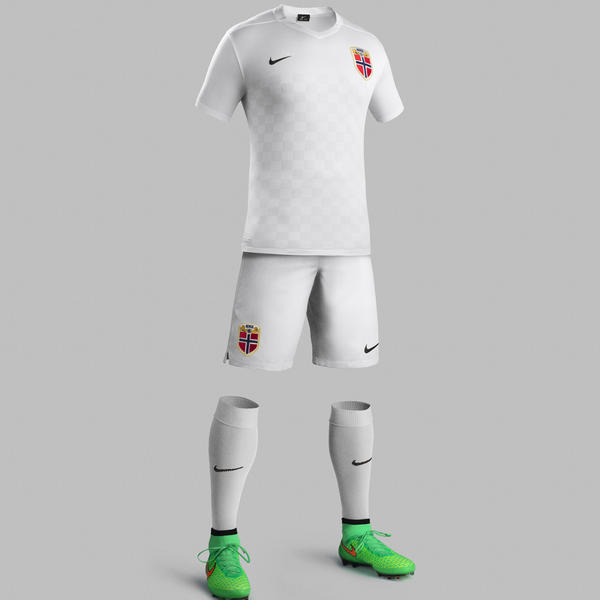 Norway Away Kit
