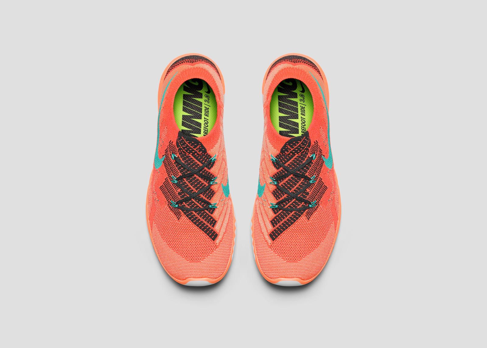 size 40 7adfd 47352 Su15 W Nike Free 3 0 Flyknit Topdown Pair