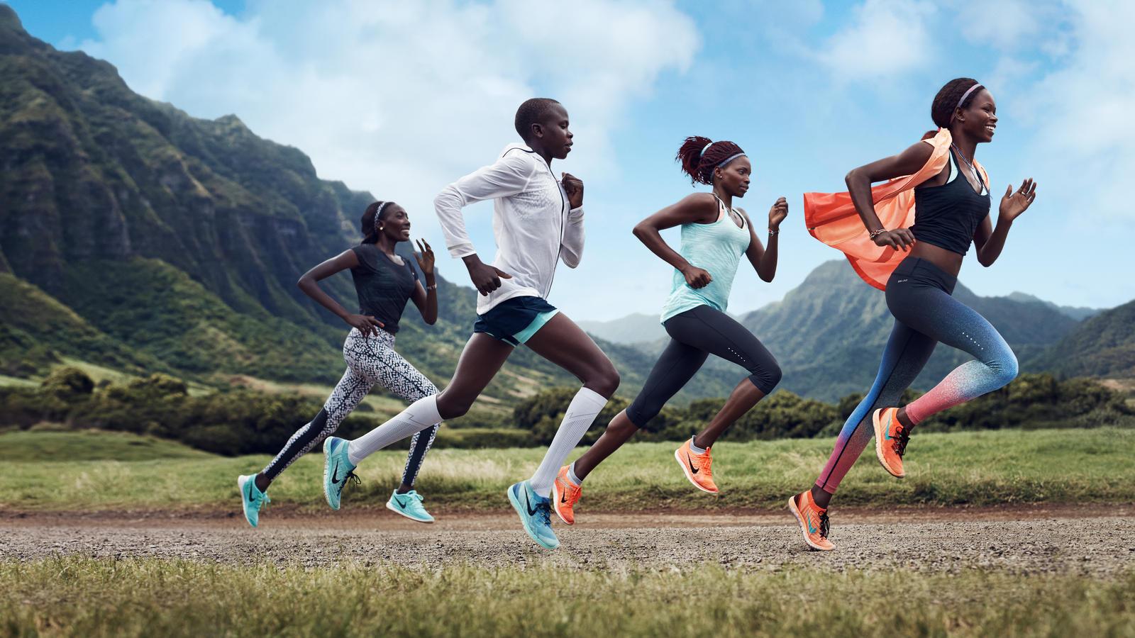 Nike Free 2015 Athletes1