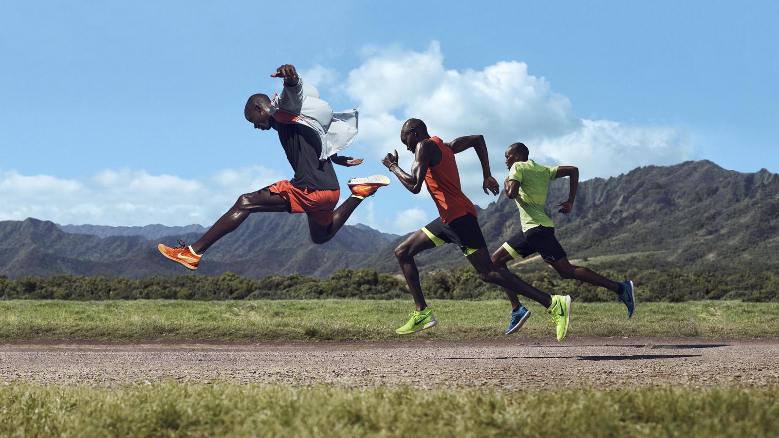 Nike Free 2015 Athletes3