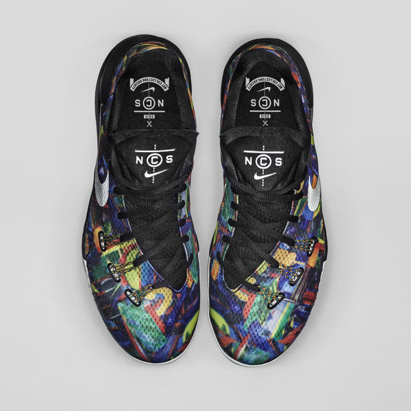 Nike Net Collectors Society Hyperchase aerial