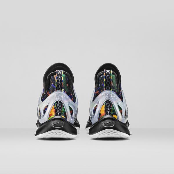 Nike Net Collectors Society HyperRev heel