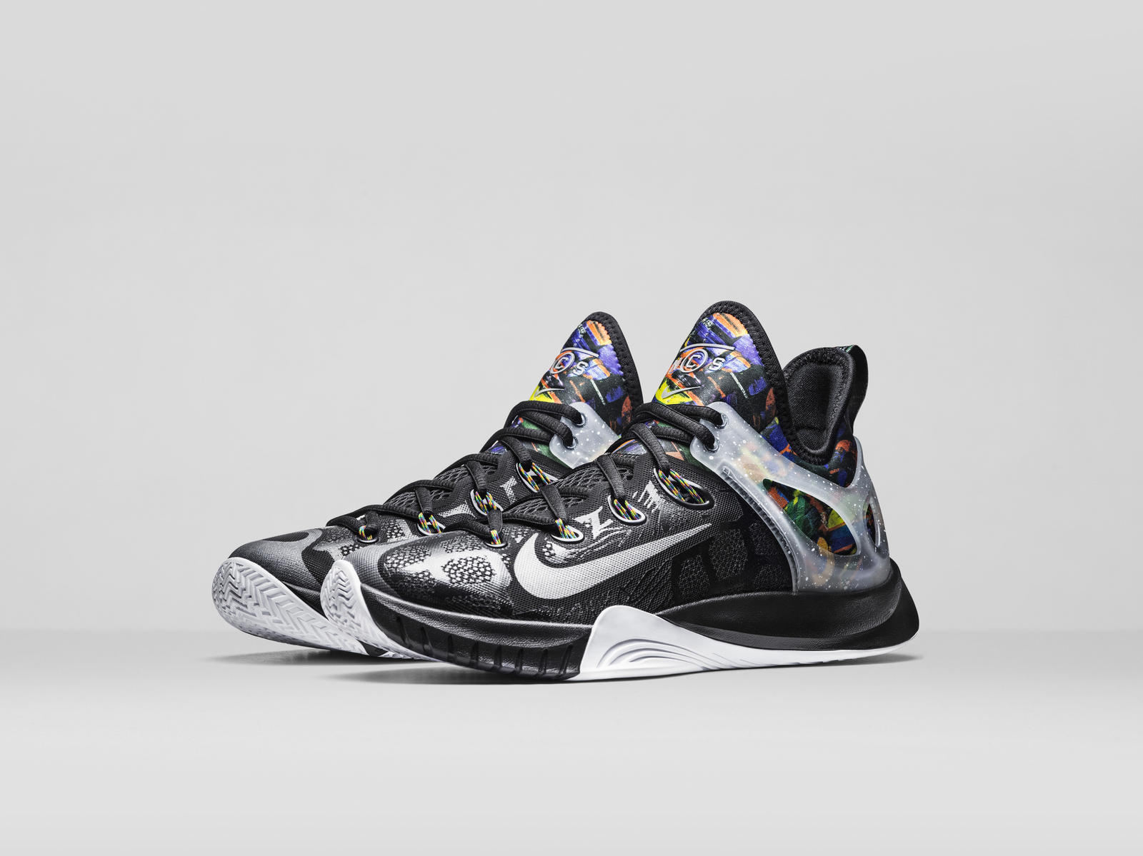 Nike Net Collectors Society HyperRev pair