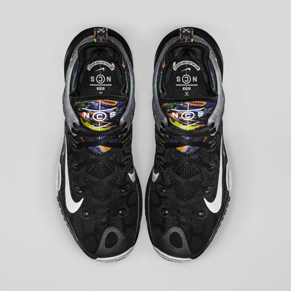 Nike Net Collectors Society HyperRev aerial