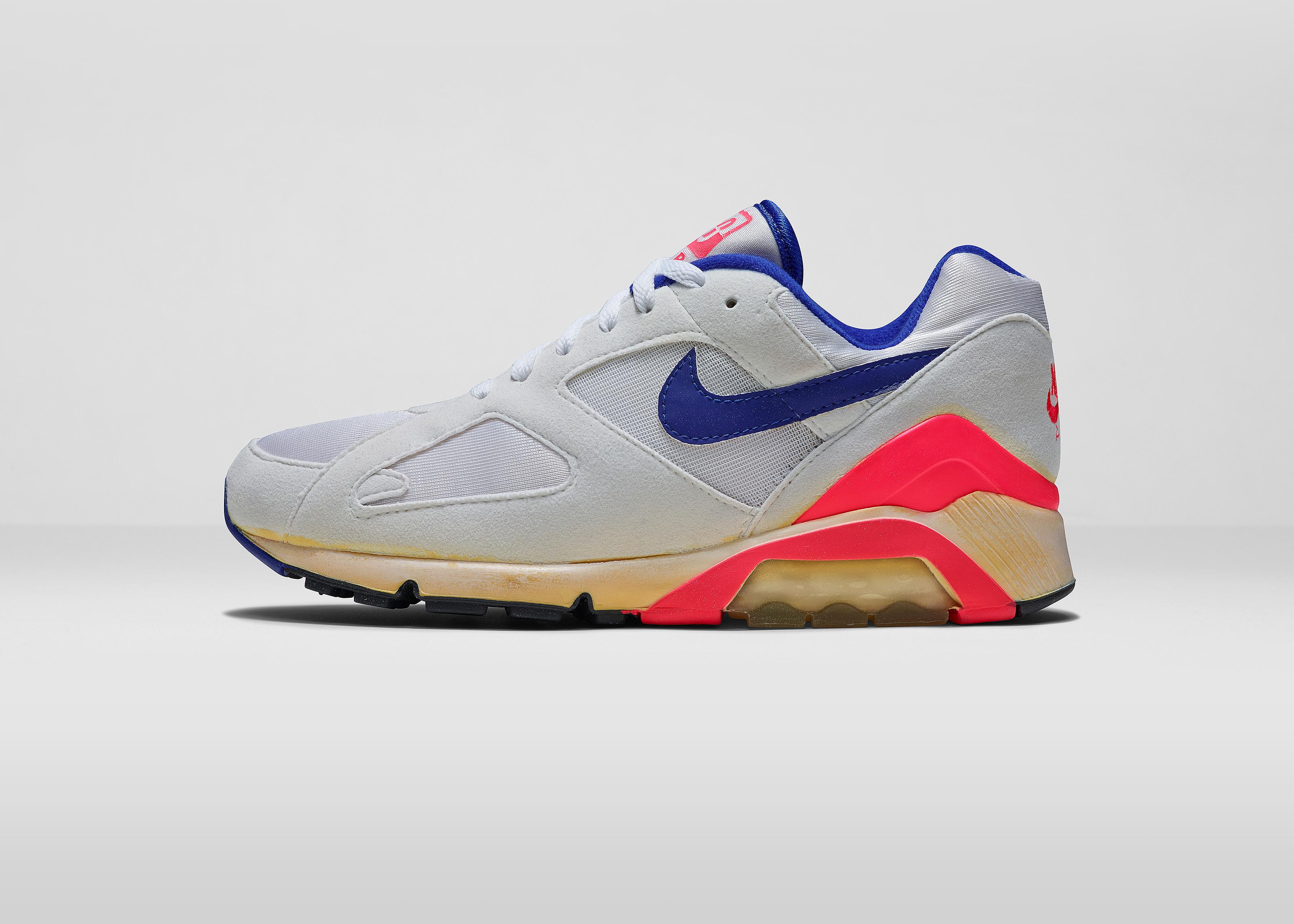 1991 Nike Air Max 180 Femmes