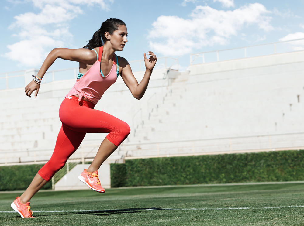 Nike Women Presents: U.S. National Team Striker Christen Press