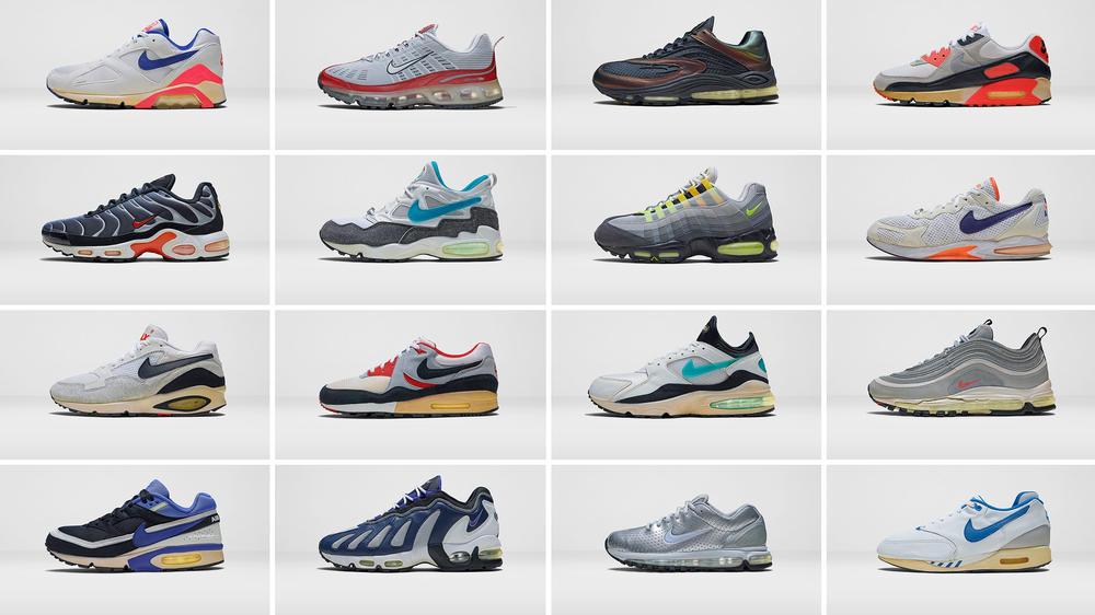 Por dentro do acervo da Nike