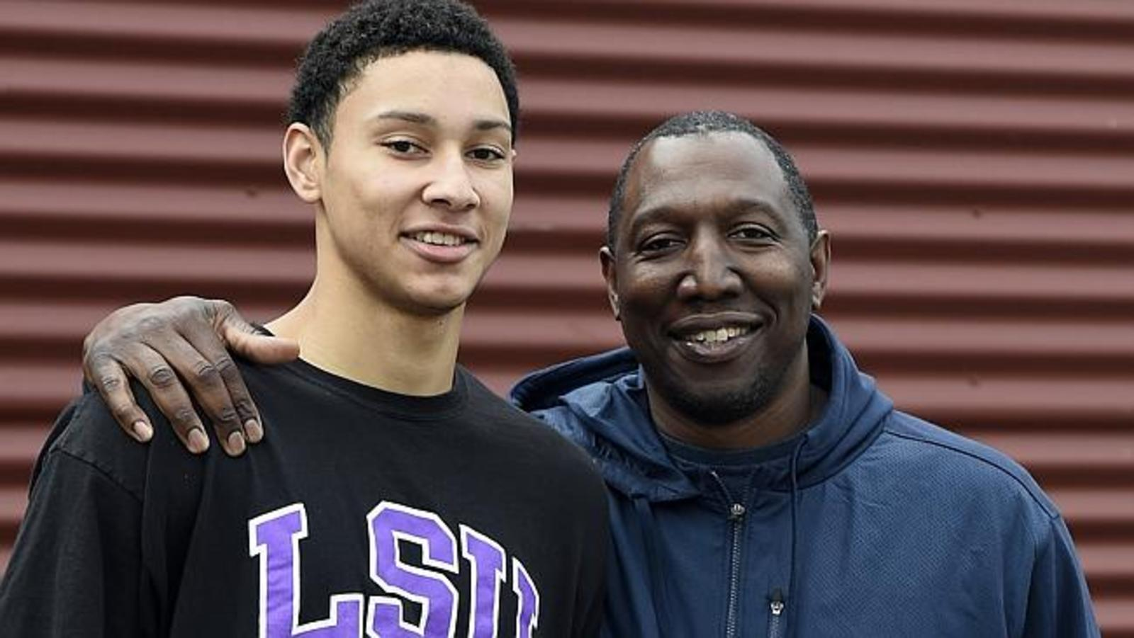 The Basketball Odyssey of Ben Simmons Leads to Nike Hoop ...