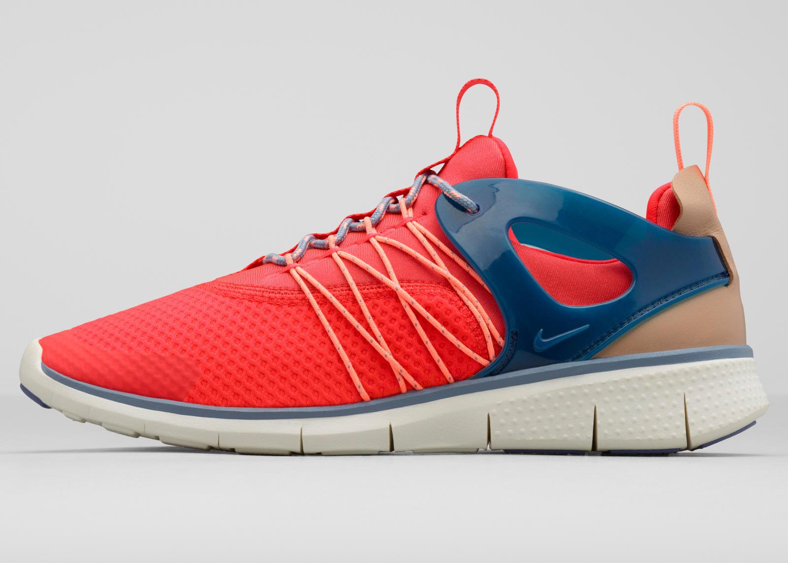 The Nike Free Viritous and Socfly